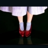 Crowdfunding voor de 'ruby slippers' uit 'The Wizard of Oz'