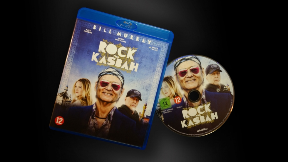Blu-Ray Review: Rock the Kasbah