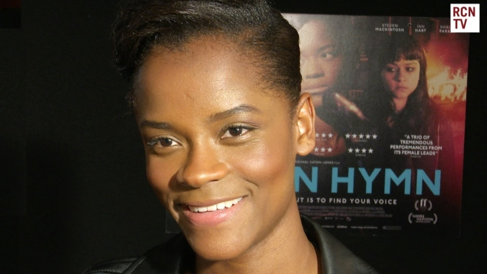 Letitia Wright gecast in Marvels 'Black Panther'