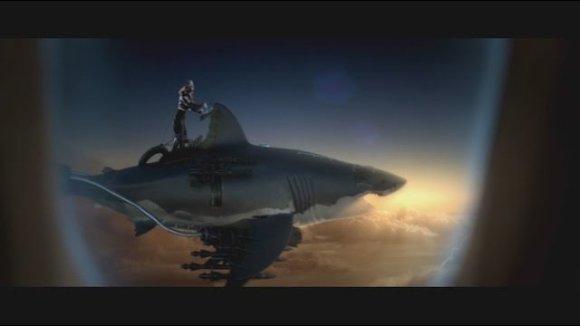 Trailer 'Sky Sharks' - Nazi-zombies op vliegende haaien