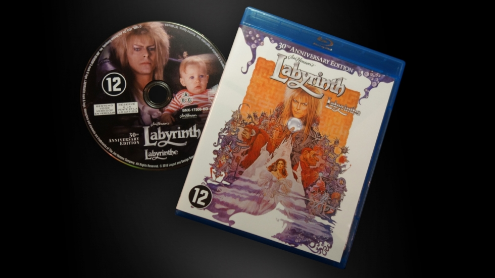 Blu-Ray Review: Labyrinth (30th Anniversary Edition)