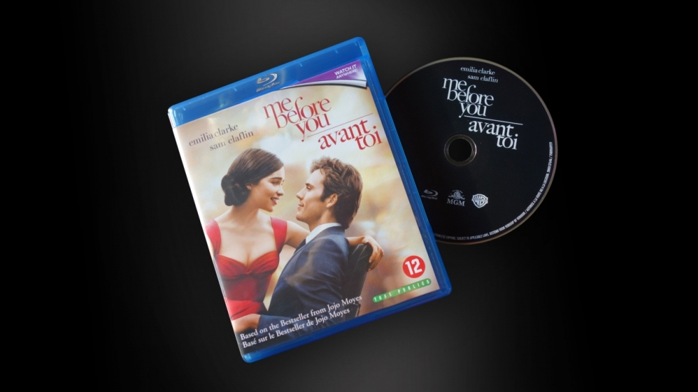 Blu-Ray Review: Me Before You