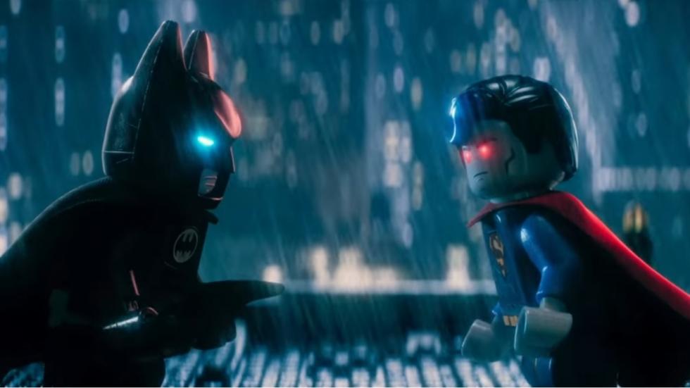 The Dark Knight in actie in trailer 'The LEGO Batman Movie'