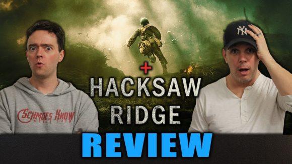 Schmoes Knows - Hacksaw ridge movie review