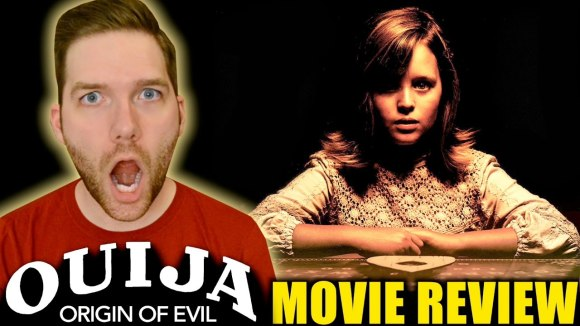 Chris Stuckmann - Ouija: origin of evil - movie review