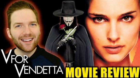 Chris Stuckmann - V for vendetta movie review