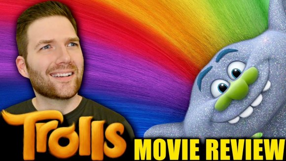 Chris Stuckmann - Trolls Movie Review