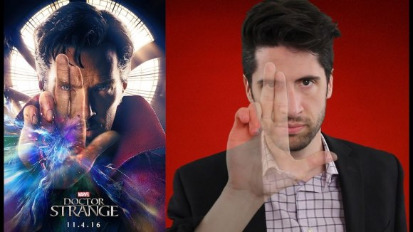 Jeremy Jahns - Doctor Strange Movie Review