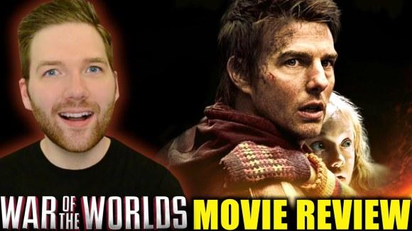 Chris Stuckmann - War of the worlds movie review