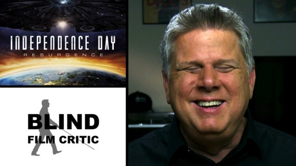 Blind Film Critic - Independence day: resurgence movie review