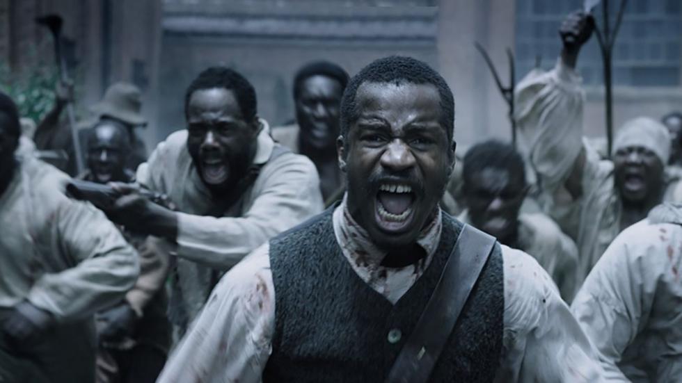 TIFF 2016: 'The Birth of a Nation'- cast probeert aandacht op film te houden