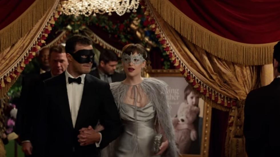 'Fifty Shades Darker' bevat weer stevige seksueel erotische beelden