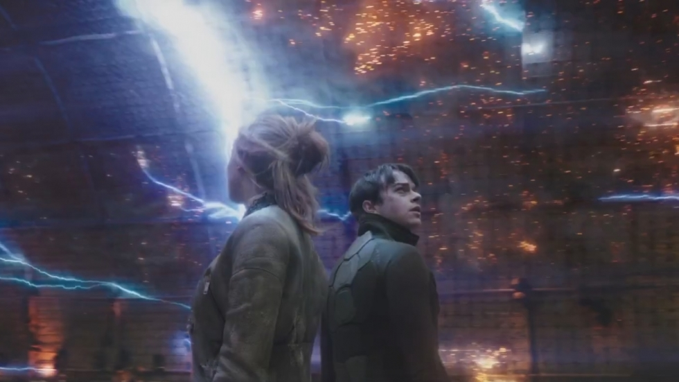 Teaser trailer 'Valerian and the City of a Thousand Planets'!