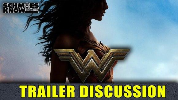 Schmoes Knows - Wonder woman trailer discussion