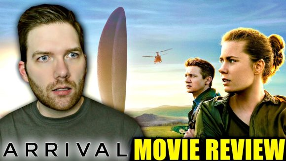 Chris Stuckmann - Arrival Movie Review