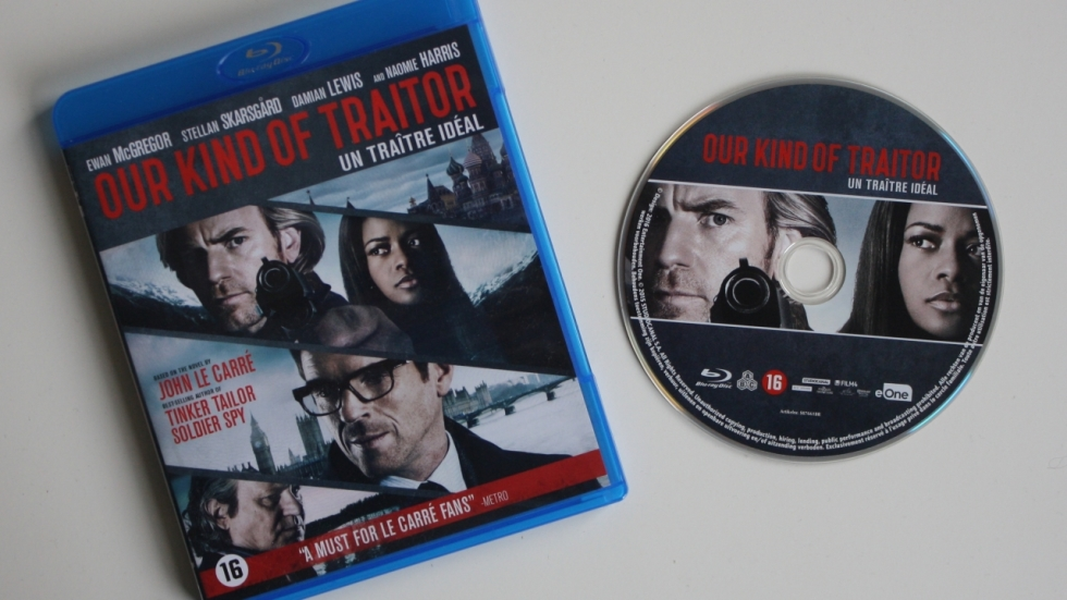 Blu-ray recensie: 'Our Kind of Traitor'