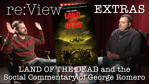 RedLetterMedia - Land of the dead and the social commentary of george romero re:view