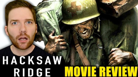 Chris Stuckmann - Hacksaw ridge Movie Review