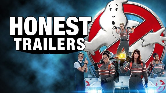 ScreenJunkies - Honest trailers ghostbusters (2016)