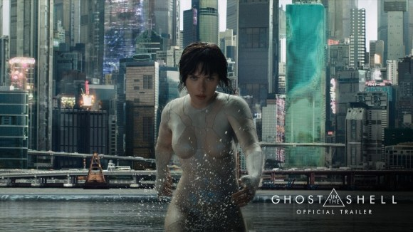 Spectaculaire trailer 'Ghost in the Shell'