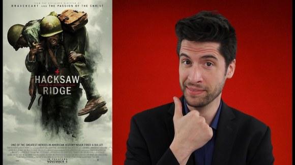 Jeremy Jahns - Hacksaw ridge Movie Review