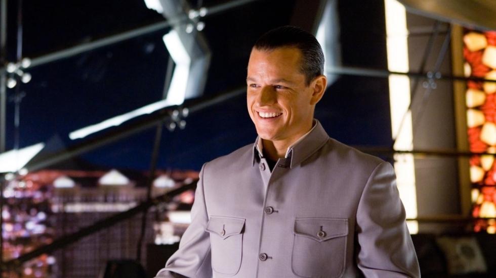 Matt Damon heeft cameo in 'Ocean's Eight'
