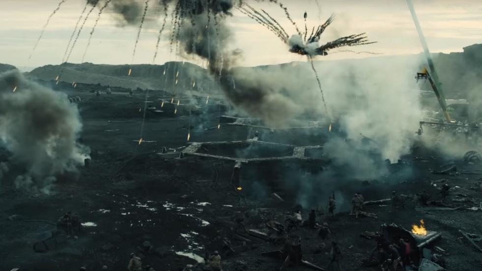 Eerste beelden 'Transformers: The Last Knight' in IMAX-featurette