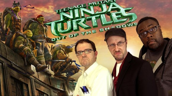Channel Awesome - Tmnt: out of the shadows nostalgia critic