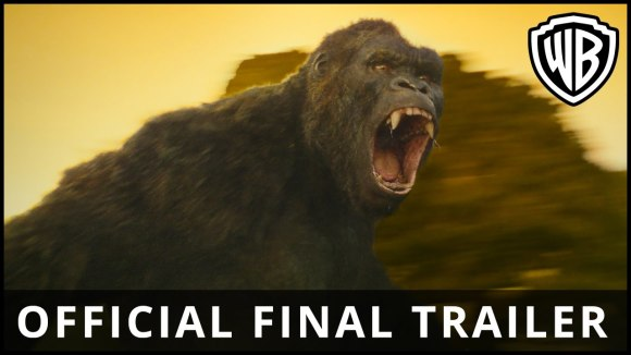 Kong: Skull Island Trailer #2