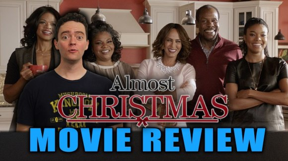 Schmoes Knows - Almost christmas movie review