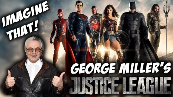 Schmoes Knows - Imagine that: george miller's justice league