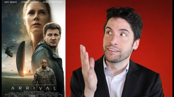Jeremy Jahns - Arrival Movie Review