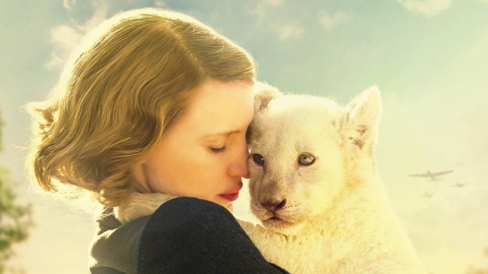 Trailer bestseller-verfilming 'The Zookeeper's Wife'