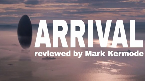 Kremode and Mayo - Arrival reviewed by mark kermode