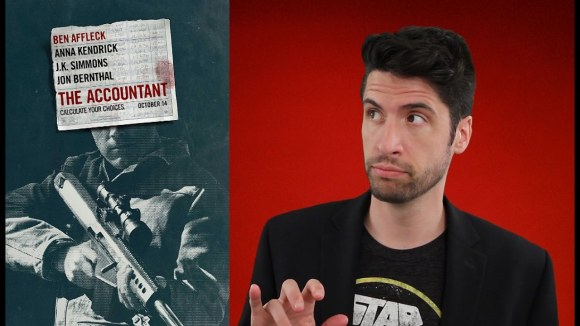 Jeremy Jahns - The accountant Movie Review