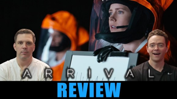 Schmoes Knows - Arrival Movie Review