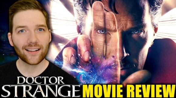 Chris Stuckmann - Doctor strange Movie Review