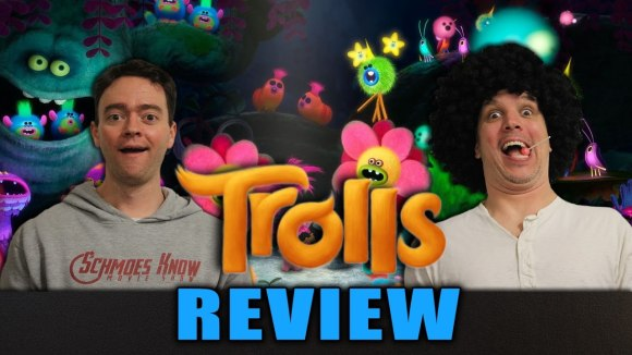 Schmoes Knows - Trolls movie review
