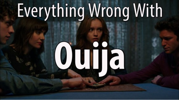 CinemaSins - Everything wrong with ouija in 16 minutes or less