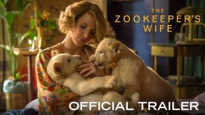The Zookeeper's Wife (2017) video/trailer