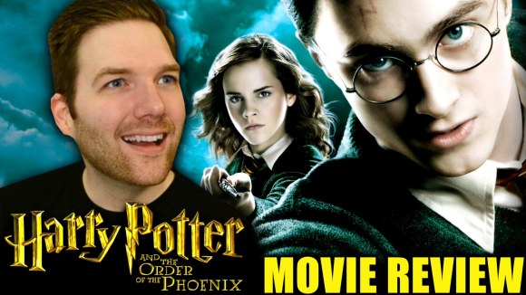 Chris Stuckmann - Harry potter and the order of the phoenix Movie Review