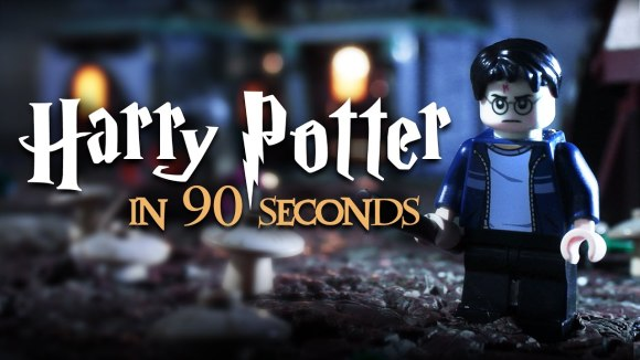 How It Should Have Ended - Lego harry potter in 90 seconds
