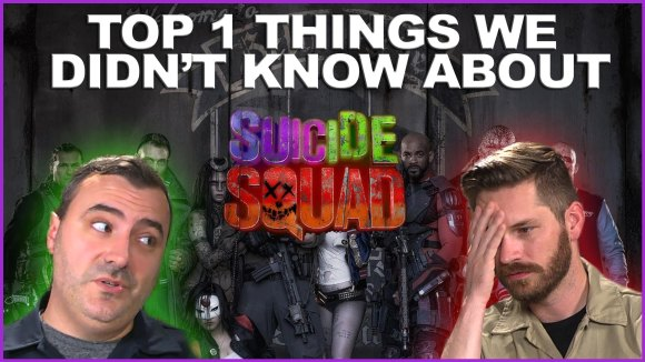 RedLetterMedia - Top 1 things we didn't know about suicide squad