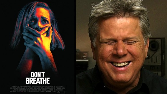 Blind Film Critic - Don't breathe Movie Review