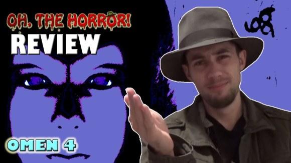 Fedora - Oh, the horror!: omen 4
