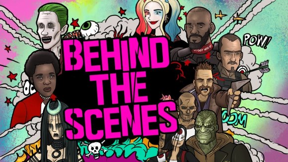 How It Should Have Ended - Suicide squad hishe behind the scenes