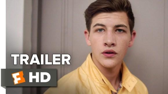 Tye Sheridan maakt een heftige omweg in de 'Detour' trailer