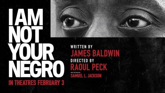 Teaser voor prijswinnende documentaire 'I Am Not Your Negro'