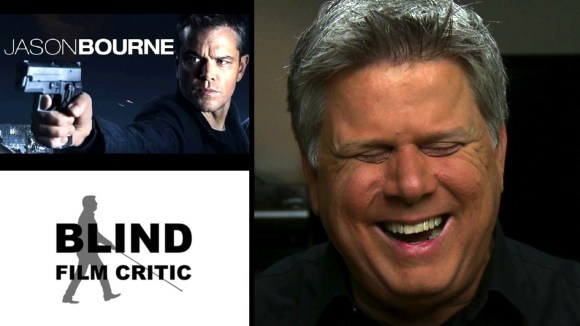 Blind Film Critic - Jason bourne Movie Review