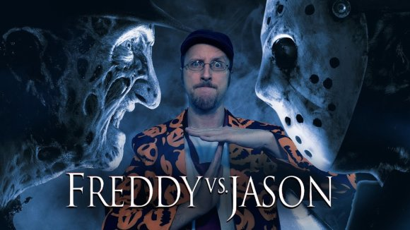 Channel Awesome - Freddy vs jason - nostalgia critic